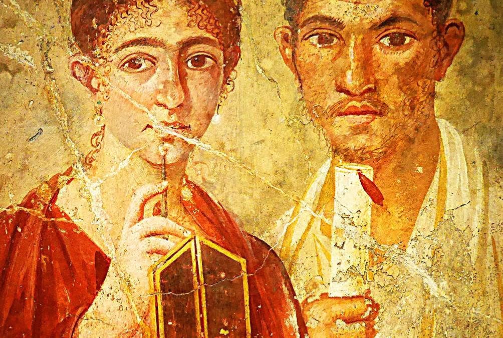 En Pompeya no había caries